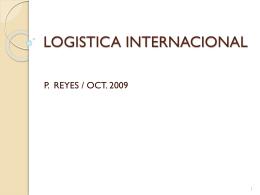 LOGISTICA INTERNACIONAL - Icicm.com - Contacto: 55-52-17-49-12