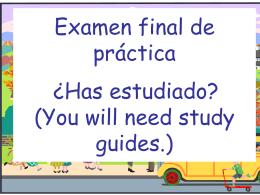Examen Final de practica