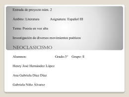 El Neoclasicismo (203983)