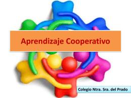 Aprendizaje Cooperativo - Colegio Nuestra Señora del Prado