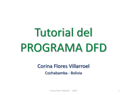 TUTORIAL DFD