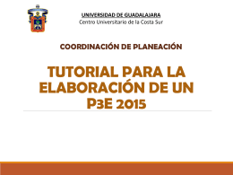 Diapositiva 1 - Centro Universitario de la Costa Sur