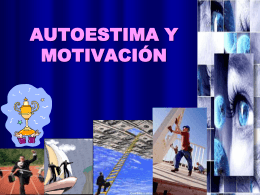 clase 3 autoestima, motivacion