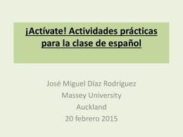 Presentación Jose Feb 2015
