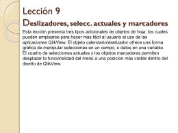 Lección 9