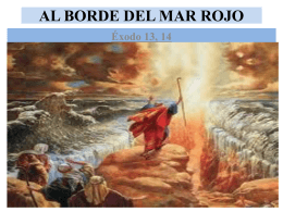 AL BORDE DEL MAR ROJO