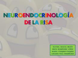 ENDOCRINOLOGÍA DE LA RISA