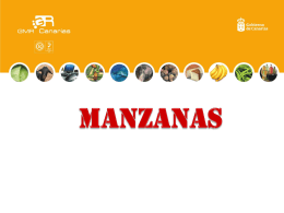 MANZANAS - WordPress.com