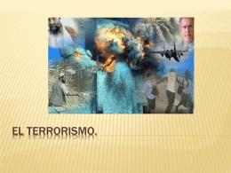 TERRORISMO - FHS-FCE-002