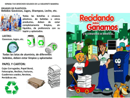 Reciclando To2 Ganamos
