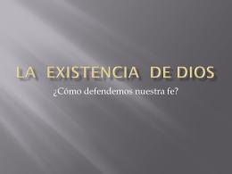 03-la-existencia-de-dios