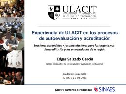 Presentación ULACIT Encuentro CCA Guatemala
