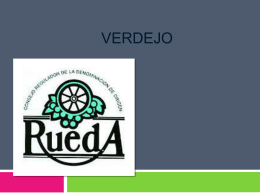 Verdejo DO Rueda