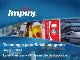 Tecnología para el retail integrado