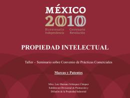 IMPI Marcas y patentes - Prácticas Comerciales