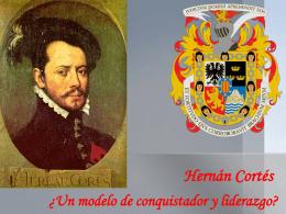 Hernán Cortes. APD 9 OCT