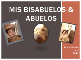 presentacion abuelos - ASFM Tech Integration