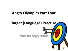 Angry Olympics 1