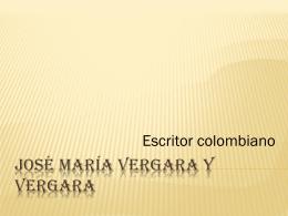 José María Vergara y Vergara (SIRLEY)