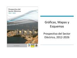 Fuente: Prospectiva del Sector Eléctrico, 2012-2026
