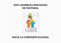 remedios para la comunión eclesial