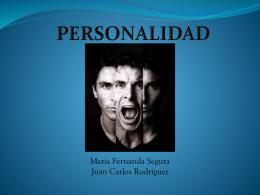 personalidad - psicologiaconsumidor