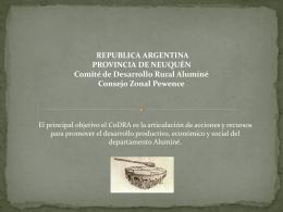 Descargar Powerpoint ARGENTINA, Provincia de Neuquén