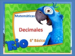 decimales universidad