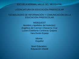 webquest.luce (663374) - Portafolio Digital NVM Lucero CQ