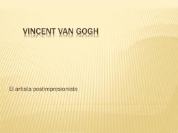 Vincent van Gogh - caligrafiaydibujoirso