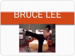 BRUCE LEE - Chino, Arte y Lengua