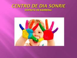 Diapositiva 1 - Centro De Día Sonríe