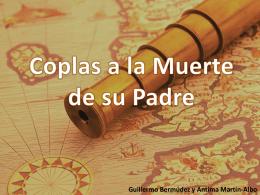 coplas - Colegio MM. Mercedarias de D. Juan de Alarcon