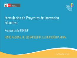 Presentación de PowerPoint - UGEL-06