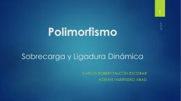 Polimorfismo - Desarrollo de Aplicaciones Multiplataforma