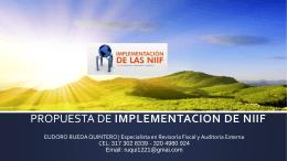 Diagnóstico - Asesoria Tributaria y FInanciera