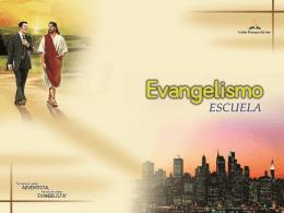 PREPARANDO A LA IGLESIA PARA EL EVANGELISMO