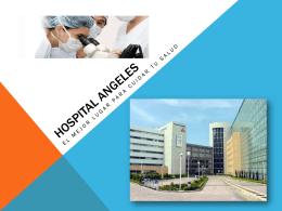 Hospital angeles PPT