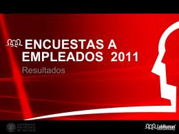 ENCUESTAS A EMPLEADOS 09