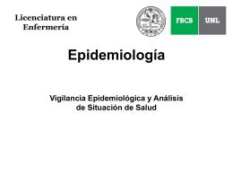 Unidad4-vigilancia epidemiologica