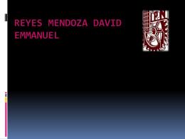 P8-Reyes Mendoza David Emmanuel