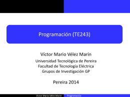 Diapositiva 1 - Blog - Universidad Tecnológica de Pereira
