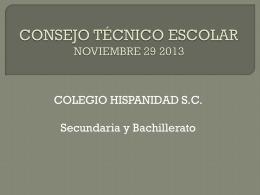 matemáticas - Colegio Hispanidad SC