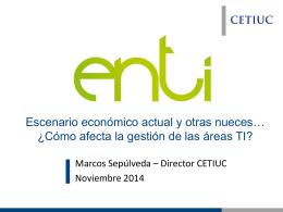 Lanzamiento ENTI 2014