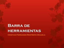 Barra de herramientas (437883)