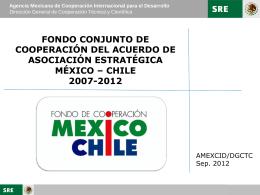 Subcomisión de Asuntos de Cooperación Técnica y Científica