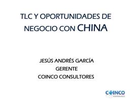 CHINA: HACIA UNA ECONOMÍA DE MERCADO