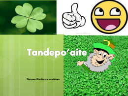 Tandepo*aite