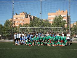 reunión informativa. - escuela club de fútbol alcobendas