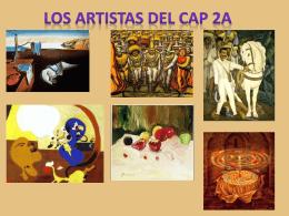 Los artistas de cap 2A